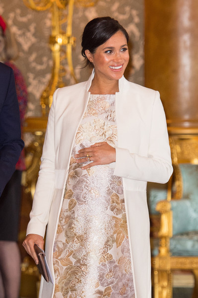 Meghan Markle Sparkles — March 2019