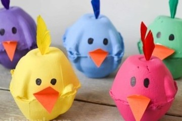 Easter Crafts To DIY With Your Kids