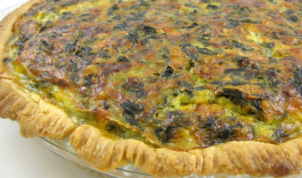 Heat Spinach Pie