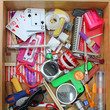 Raid Your Junk Drawer For Treasures