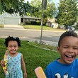 brother and sister popsicles