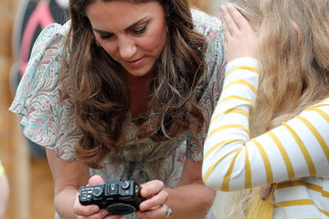 The Cutest Pictures Kate Middleton Has Taken Of Her Family