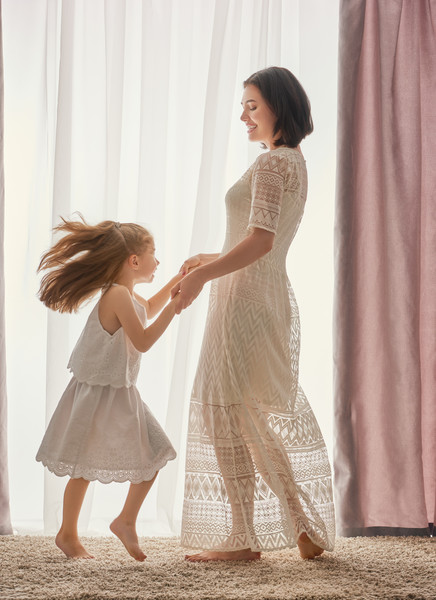 Have a dance party with your kids