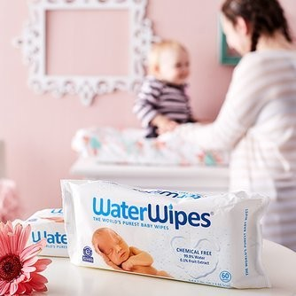 Use Water Wipes