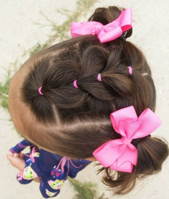 The Best Back To School Hairstyle Ideas To Try On Your Kids Mabel Moxie