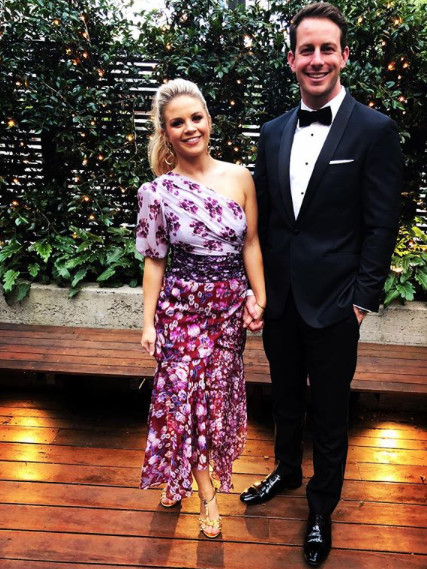 Emma Freedman And Charlie Rundle