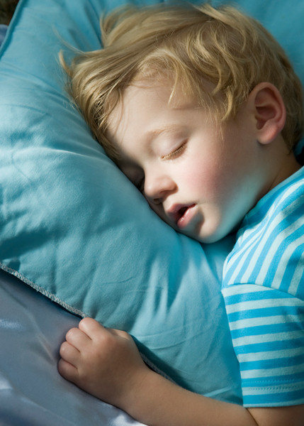 Tricks For Getting Your Kids To Sleep Through The Night