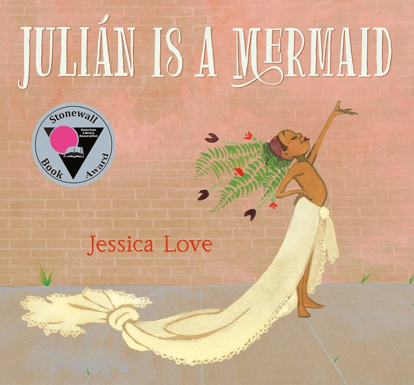 Julian Is A Mermaid, A Book by Jessica Love