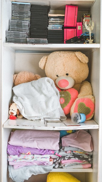 Your Kid Wants To Move Their Toys Out Of Their Room
