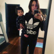 Michelle Branch's Baby Workout