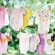 Wash Baby Clothes