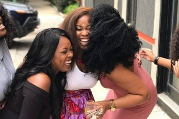 The Four Types Of Friends Every Mom Needs