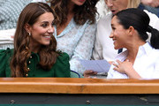 Meghan And Kate Before They Were Moms (Or Royals)