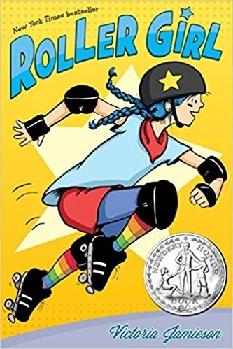 'Roller Girl,' by Victoria Jamieson