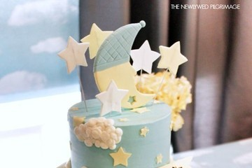 Adorable Baby Shower Cakes