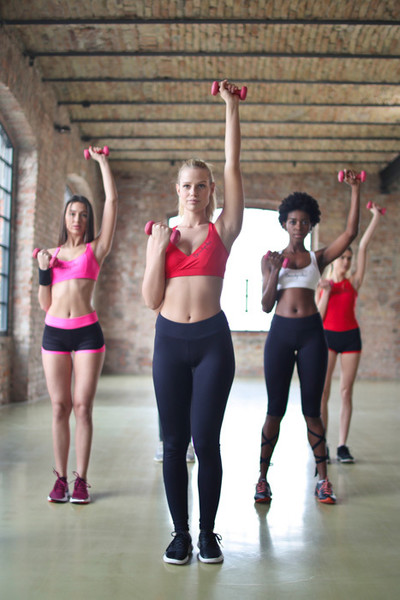 Take An Exercise Class Together