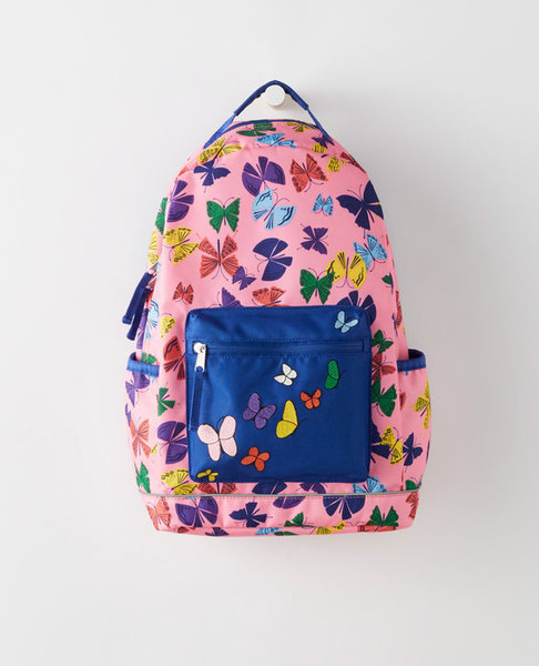 Their Own Backpack