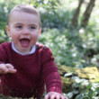 Prince Louis Turns One, 2019