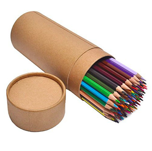 And The Cute Colored Pencils While You're At It