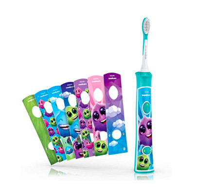 Finally Buy Them That Sonicare Toothbrush