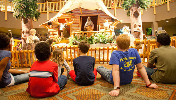 Great Wolf Lodge, Various Locations