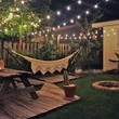 Or put up an outdoor hammock