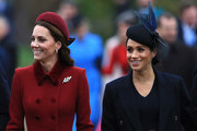 Kate Middleton And Meghan Markle's Best Maternity Looks Compared