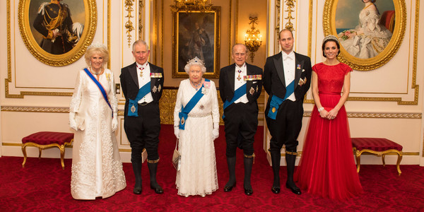Here's What The Rest Of The Royal Family Has Been Up To Since Harry And Meghan Left
