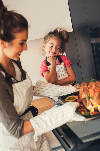 Make Good Routines With Your Other Kids