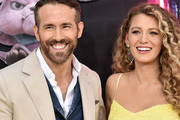 Ryan Reynolds And Blake Lively Win At Parenting