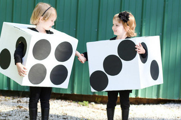 Kids' Halloween Costumes Perfect For Social Distancing