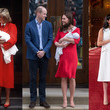 Related Video: The Royal Babies, Then and Now