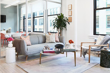 Inside A Stylish PR Company's Cool NYC Offices
