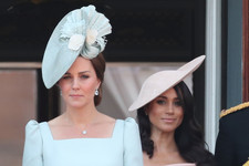 Meghan And Kate's First Major Royal Moments